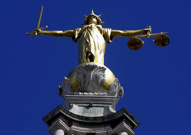 Ministry of Justice data shows there were 1,012 outstanding cases at Lewes Crown Court at the end of March.