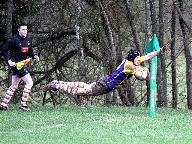 Joel Forward is set to dive head long into the Uckfield RFC coach role / Picture: Ron Hill