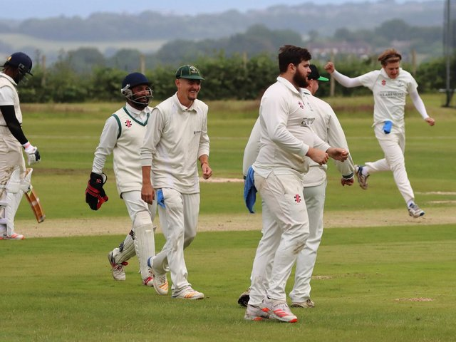 Crowhurst Park on the way to winning at Mayfield
