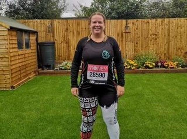 Emma Trenaman is ready for another marathon