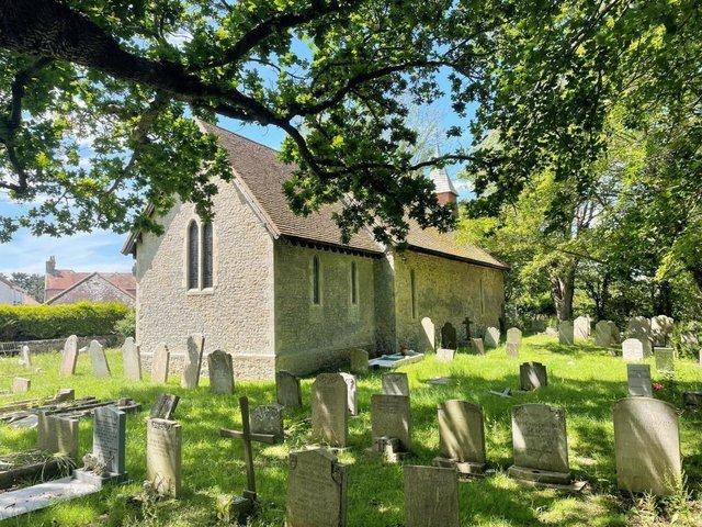 St Marys Church, East Wittering (Credit: Clive Emson Auctioneers) SUS-210907-163558001