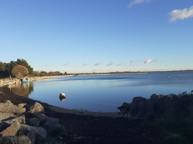 Chichester Harbour from Prinsted