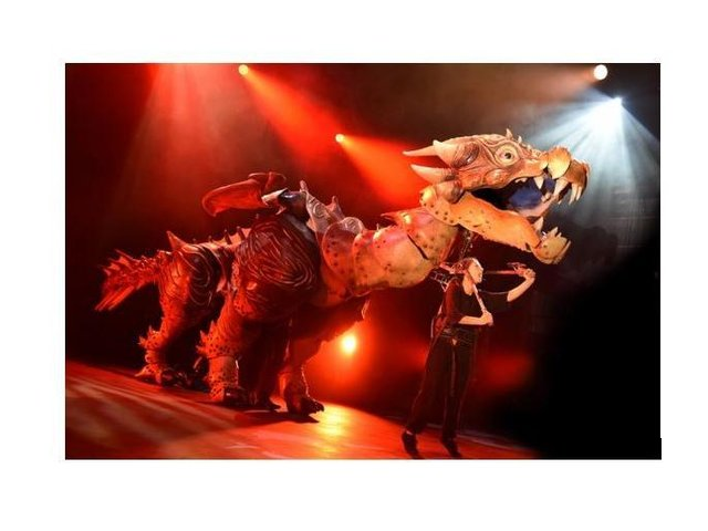 Dragons and Mythical Beasts 2021 Tour UK
