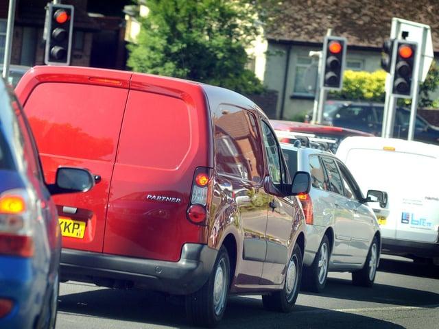 Sussex traffic