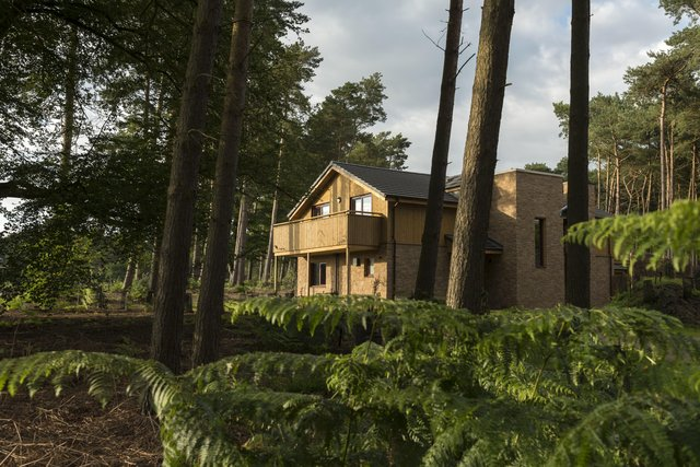 This shot of another Center Parcs shows what the proposed Crawley site could look like. Photo: Centre Parcs