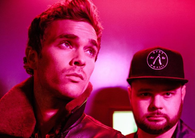 Brighton-based rock duo Royal Blood's lead vocalist and bassist Mike Kerr grew up in Worthing and drummer Ben Thatcher grew up in Rustington