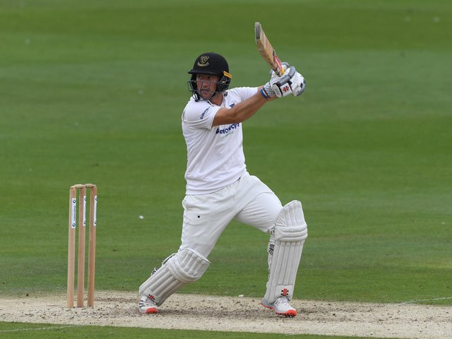 Ex-Sussex batsman Harry Finch made a ton against them for Kent / Picture: Getty