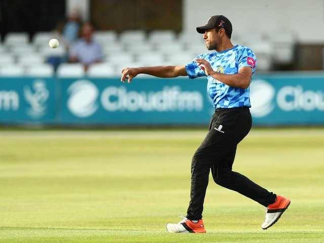 Ravi Bopara is enjoying T20 action as much as ever / Picture: Getty