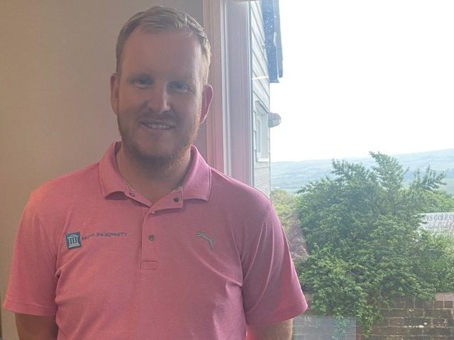 Paul Nessling was a winner at Lewes GC's 125 Festival