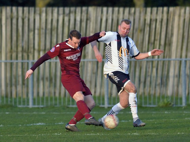Little Common and Eastbourne United have discovered who they will face in the opening rounds of the FA Cup and FA Vase. Picture by Jon Rigby