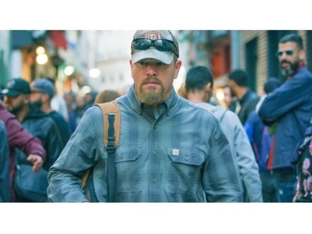 Matt Damon in 'Stillwater' (Focus Features)