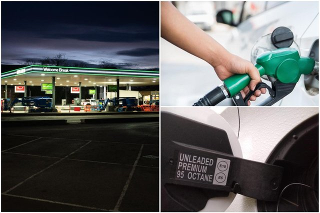Drivers of older cars will have to pay more for their fuel
